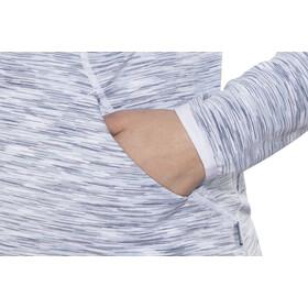 Meru Sitia Polaire Femme, light grey multicolor